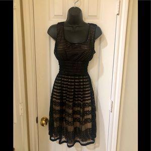 ❤️NWOT❤️ Max Edition Amazing Sheer Black Dress
